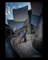 Ana Montgomery Photography - The Engagement Session - What To Expect (Photo 4) Disney Concert Hall