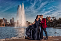 Ana Montgomery Photography - The Engagement Session - What To Expect (Photo - Echo Park 1)