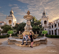 Ana Montgomery Photography - The Engagement Session - What To Expect (Photo 2 Pasadena City Hall)